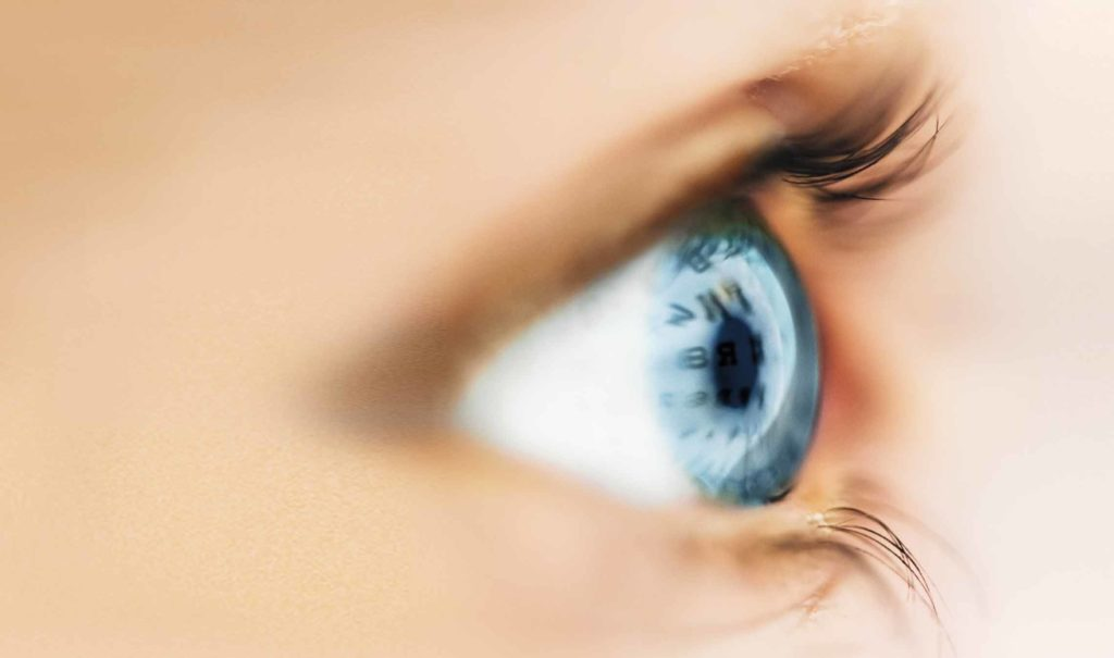 tulburări vizuale de vârstă fragedă măsurarea vederii în apropiere