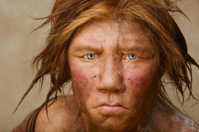 Legătura dintre depresie şi genele noastre de Neanderthal