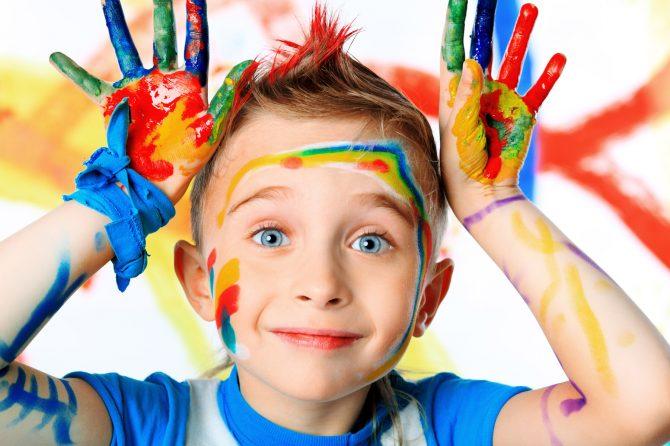 Cum să-ți faci copilul să devină mai creativ