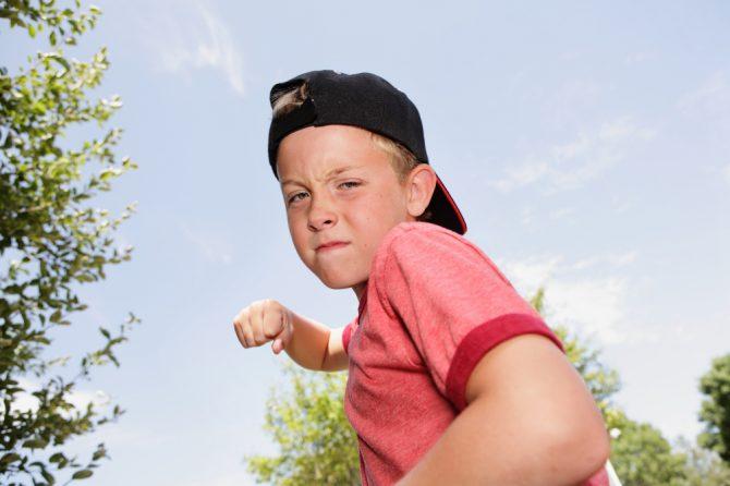 Psihologia agresivității la copii